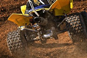 Picture of quad biking