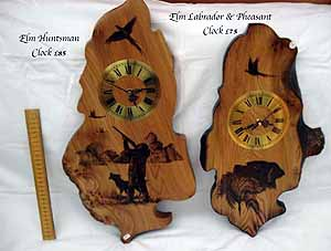 Elm clocks