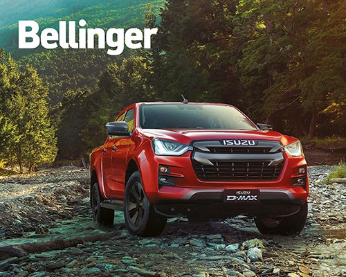 Bellinger Isuzu Advert