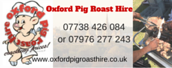 The Oxfordshire Pig Roast Hire Company