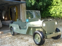Model jeep, with Brigs & Stratton Engine £1995ono