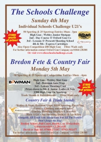The Schools Challenge at Bredon - why not join us?