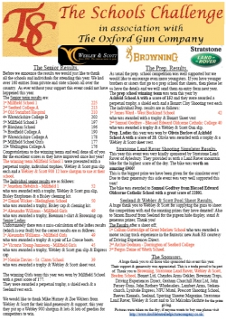 TSC March 2009 Newsletter
