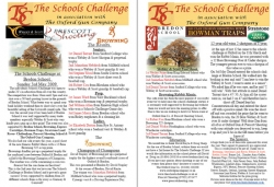 TSC Bredon 2009 Results and Newsletter