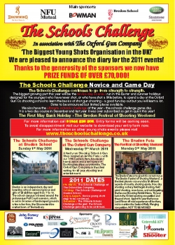 TSC January 2011 News - £70,000 in prizes!