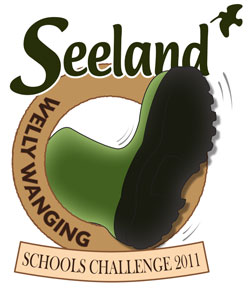 Seeland 'Welly Wanging' at The Schools Challenge