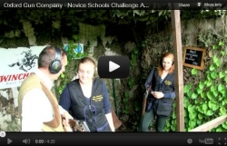 The Novice Schools Challenge - video