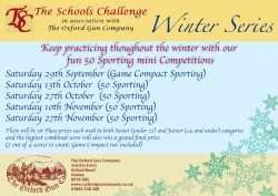 TSC Winter Series - mini-comps!