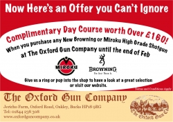 Free Day Course Offer