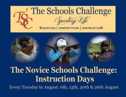 The Novice Schools Challenge
