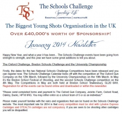 TSC Jan 2014 Newsletter