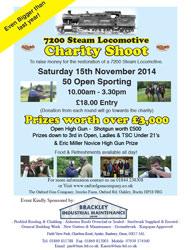 Charity Shoot - 15th November!