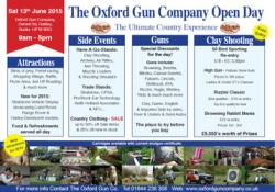 OGC OPEN DAY - 13th June