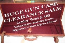 Gun Case Clearance Sale