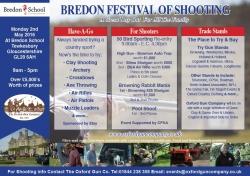 Bredon Festival of Shooting 2016!