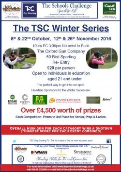 TSC Winter Series 2016