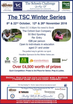 TSC Winter Series 2016