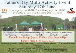 Fathers` Day Event