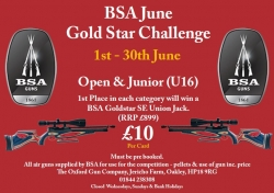 BSA June competition