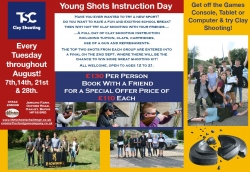 Young Shots Instruction Days - Aug 18