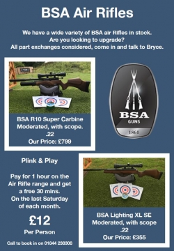 BSA Air Rifles