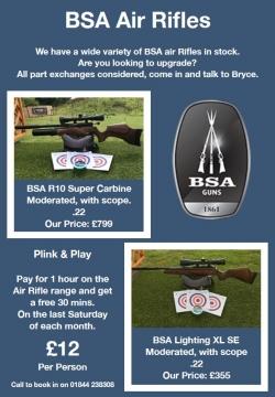 BSA Air Rifles