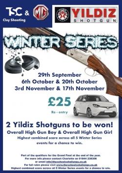 TSC Winter Series - Sep/Oct/Nov