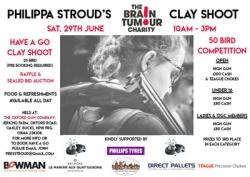 Philippa Stroud`s Charity Shoot 29th June