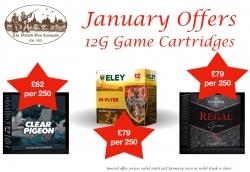 Cartridge deals - Jan 2020