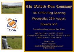 CPSA 100 - £100 high-gun